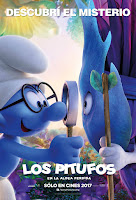 Smurfs: The Lost Village International Poster 3