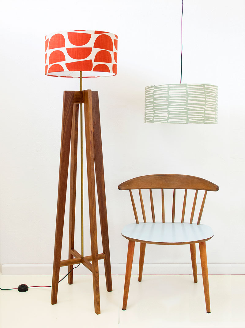 VAMP FURNITURE: Skinny laMinx lamp shades just unpackecd ...