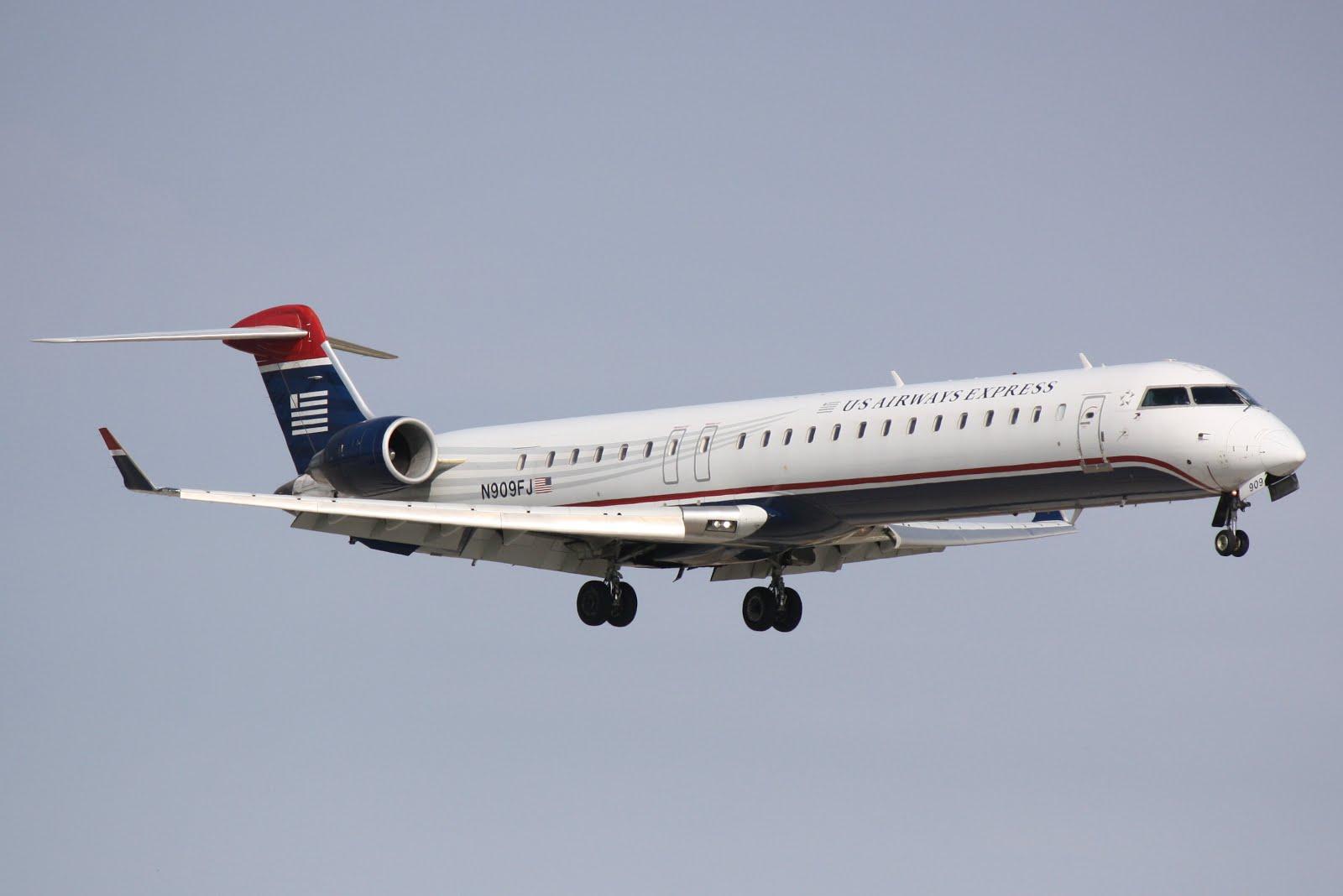 Canadair Regional Jet 900