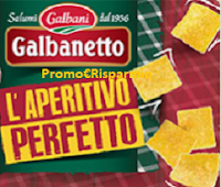 Logo ''L'aperitivo perfetto'': Galbanetto ti regala subito Riccioli di Mais Pata Paquita