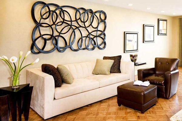 Cara Membuat Hiasan Dinding Ruang Tamu Yang Cantik