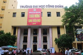 Dai hoc Cong Doan