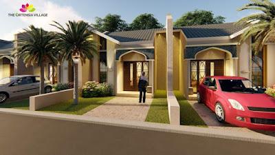 Rumah Syariah The Ortensia Village