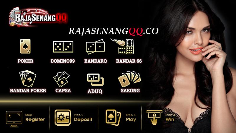 RajasenangQQ Situs Judi Poker Online dan Domino QQ Terpercaya DI Indonesia