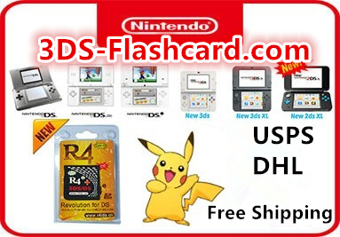 ezflashomegagba: which is the safe flashcart site to buy R4i