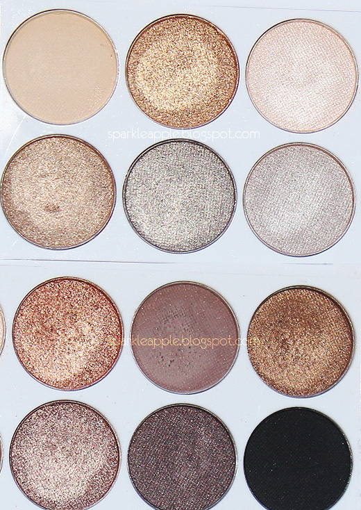 Review Mua Professional Eye Primer: Beauty Blog: Review/Comparison: MUA Undressed