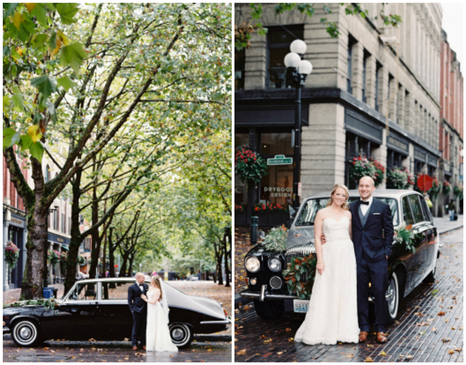Mariage: Autumn Wedding