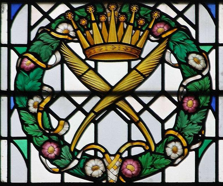 A palma do martírio: símbolo dos mártires