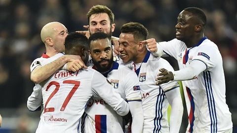 Lyon đã thi đấu rất tuyệt vời và khiến cho nhiều đội bóng khác phải nghiêng mình.