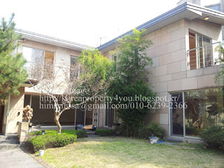 Seoul hannamdong house for rent