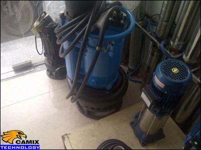 Công ty tư vấn mua sắm đầu tư thiết bị xử lý nước thải chế biến thủy sản - Bơm nước thải