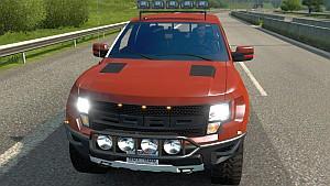 Ford F-150 Raptor 2.2