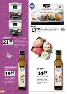 catalog lidl deluxe paste 2019 promotii Macarons