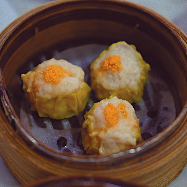 Fish Roe Siew Mai