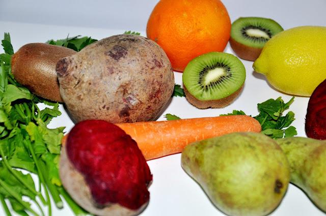 z jakich warzyw, sok z marchwi