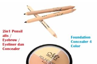 Tips Cara mudah Membuat Alis Mata Dengan Pensil Alis