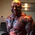 """El are 130 de kilograme si 40 de tatuaje. Cum arata insa iubita halterofilului danez, poreclit """"Bestia"""""""