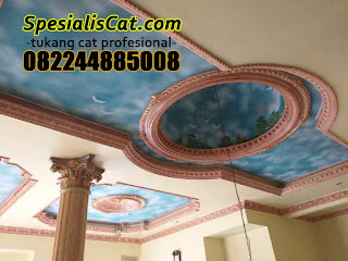 Jasa Tukang Cat Profesional di surabaya 082244885008