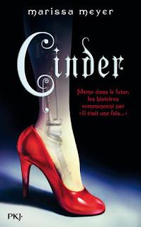 Les Chroniques Lunaires-Cinder / Marissa Meyer