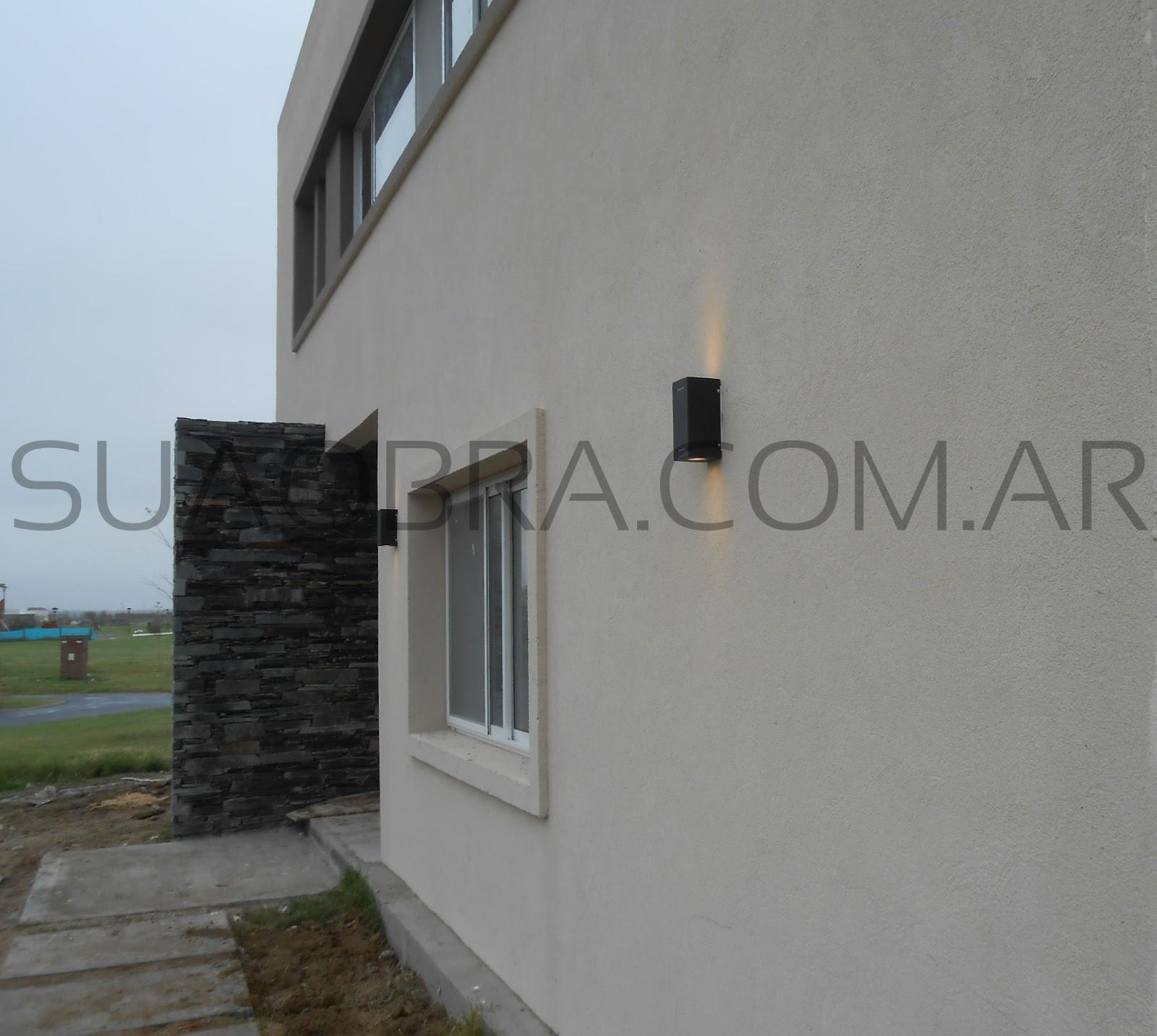 Revestimiento exterior tarquini color recubrimiento de - Recubrimiento para paredes ...