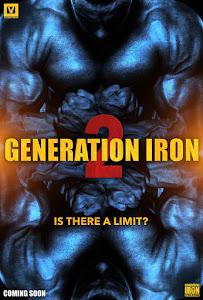 Generation Iron 2 Poster