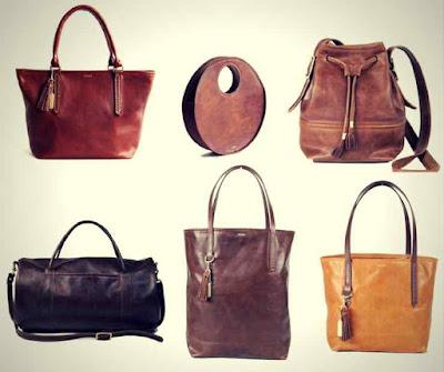 Bolsas Femininas da Marca Americana Fount Leather