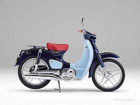 Honda Supercub Concept