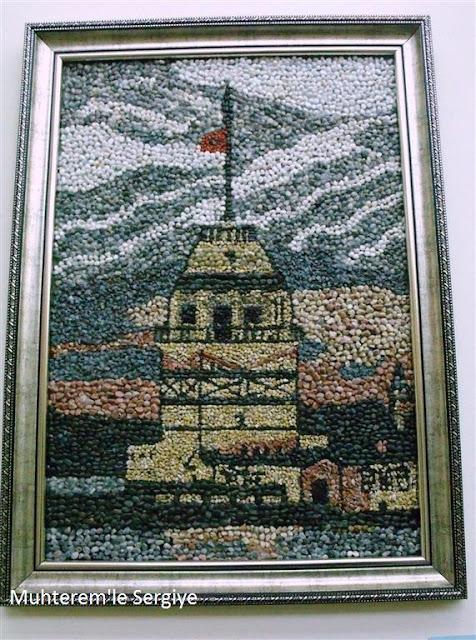 kız kulesi tablosu