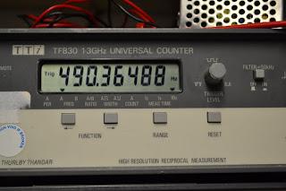 Arduino analog (analogue!!) clock.