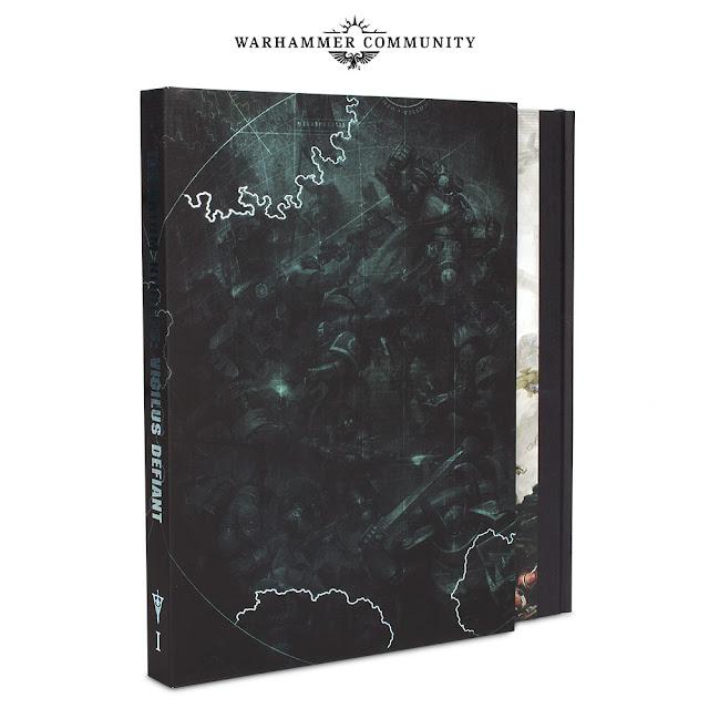 Vigilus Defiant edición coleccionista
