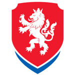 Logo Timnas Sepakbola Republik Ceko PNG