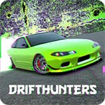 Drift Hunters – Money Mod Apk + Full Update