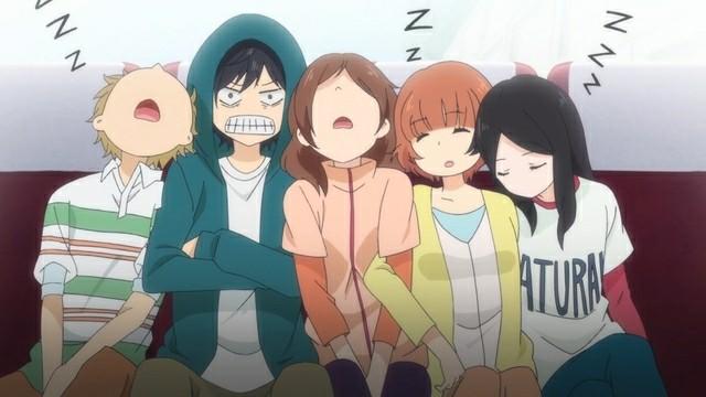 Review Anime Ao Haru Ride  |  Mengubah Kepribadian Sekaligus Mengubah Karakter