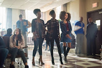 Asleigh Murray, Asha Bromfield and Hayley Law in Riverdale Season 2 (2)