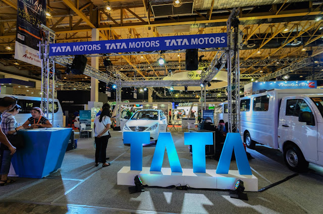 #Tata #tatamotors Manila International Auto Show 2017 #mias2017