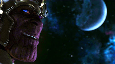 thanos the avengers post credts scene