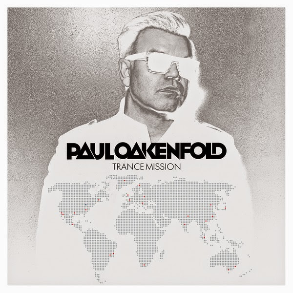 Paul Oakenfold - Trance Mission Cover