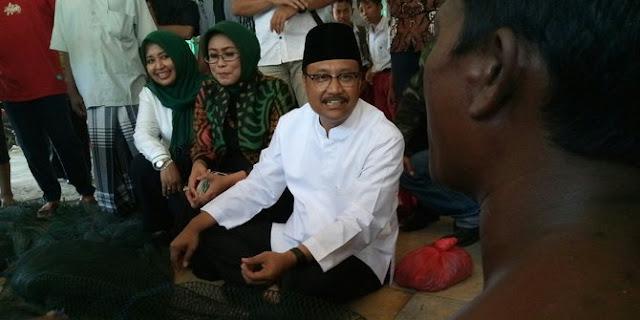 PDIP dinilai tak percaya diri bawa nama Jokowi menangkan Gus Ipul di Jatim