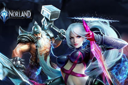 Download Game MMORPG Android Legend of Norland