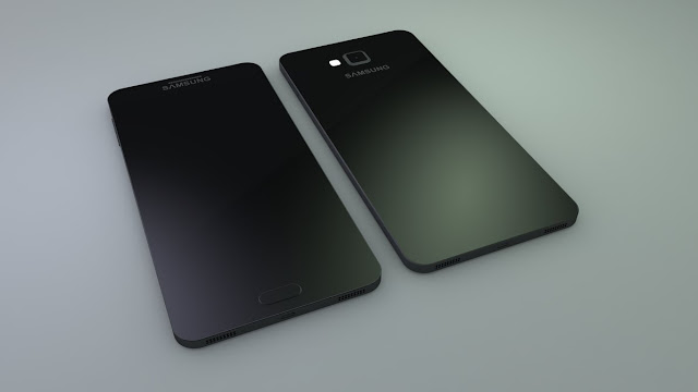 Samsung Galaxy G1 Concept By MajkSmith