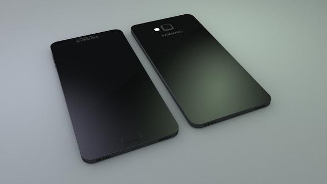 Samsung Galaxy G1 Concept By MajkSmith