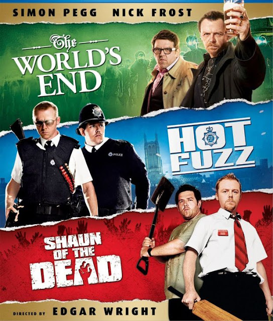 trilogia dos tres sabores de corenetto filme comedia britânico assistir nas férias engraçado zoeira Shaun of the dead todo mundo quase morto fim do mundo hobbit bilbo