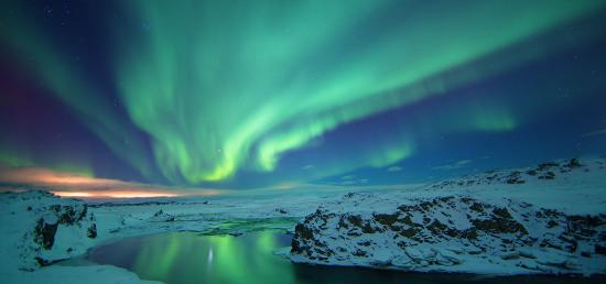 Best Place See Northern Lights Iceland December