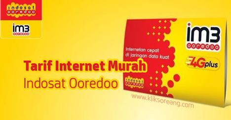 Tarif Internet Murah Indosat Ooredoo