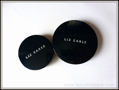 Liz Earle Natural Glow Bronzer and Healthy Glow Powder Blush