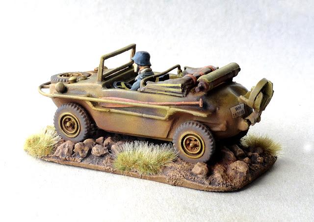 Schwimmwagen Company B Bolt Action Heer