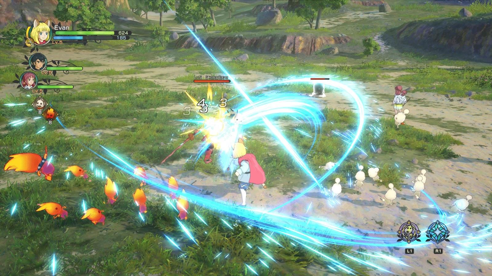 Ni No Kuni II (PC/PS4) tem novas screenshots divulgadas ...