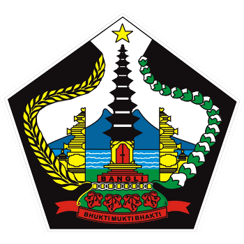 Logo Kabupaten Bangli PNG