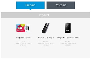 Buy LTE Prepaid Sim from Smart and avail 4G LTE Unlimited Internet Promo