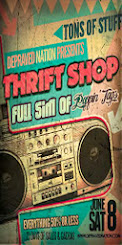 The Thrift SHOP discount event 6/ 8